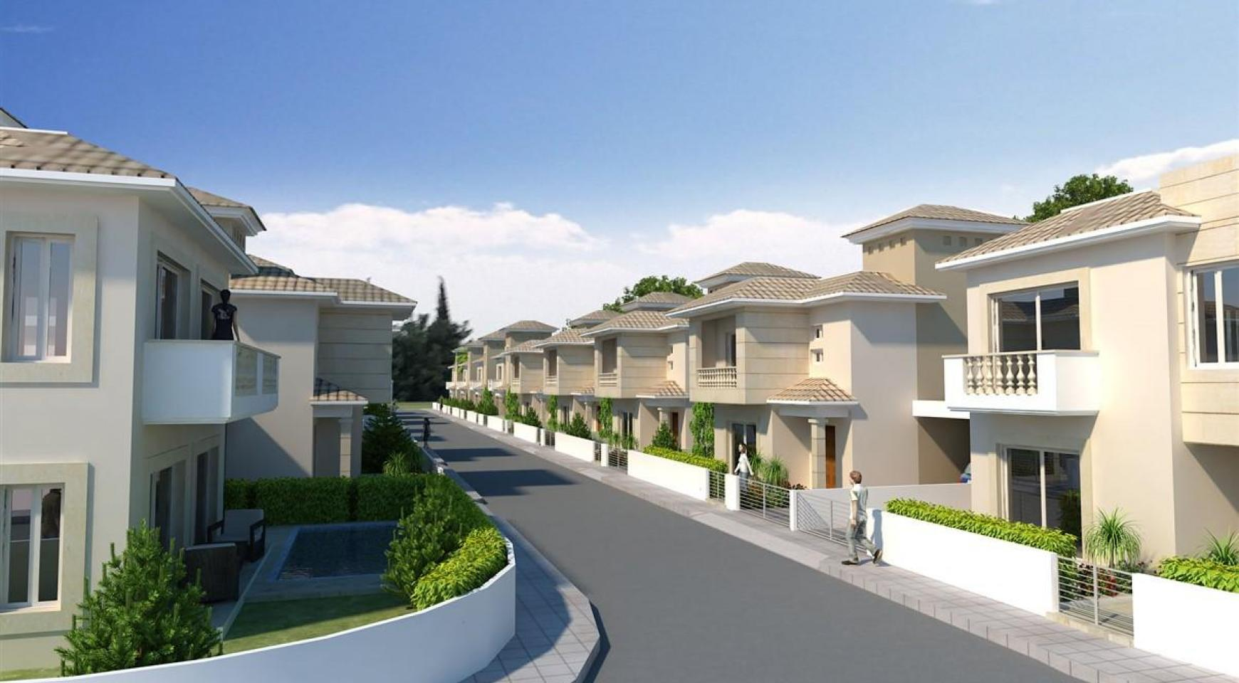 3 Bedroom Villa in a New Project - 7