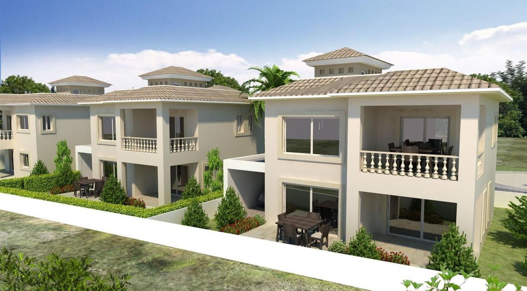 3 Bedroom Villa in a New Project - 19