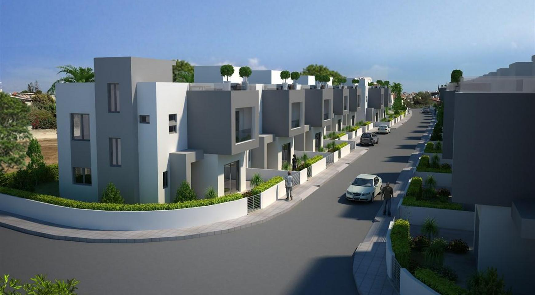 3 Bedroom Villa in a New Project - 35