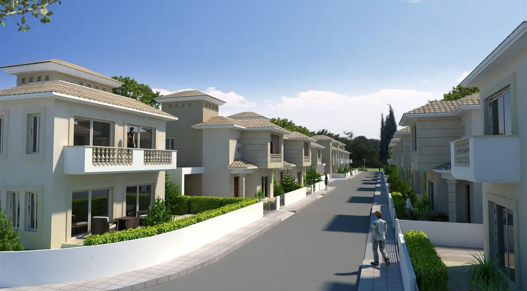 3 Bedroom Villa in a New Project - 20