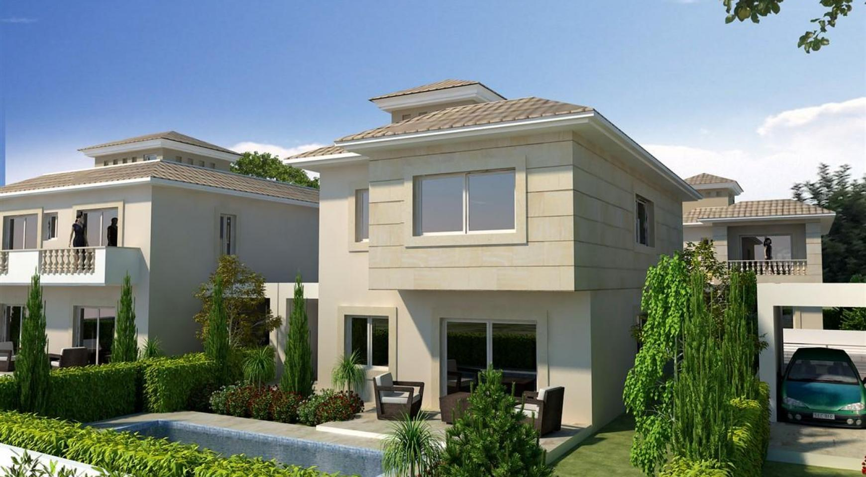 3 Bedroom Villa in a New Project - 10