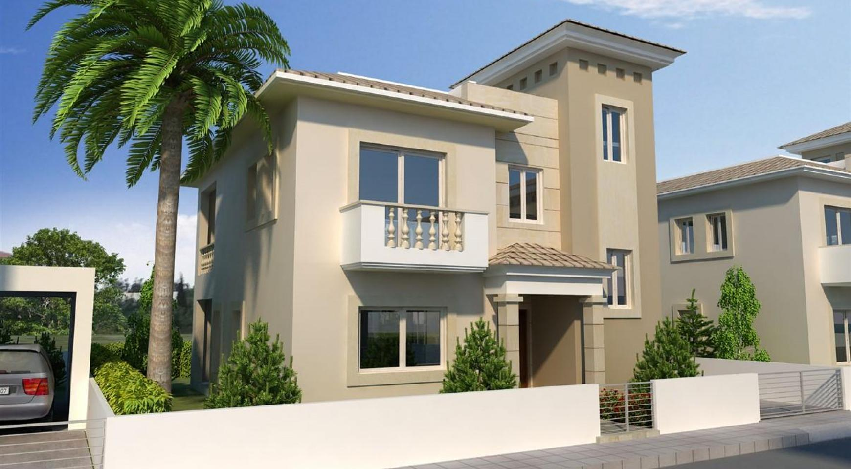 3 Bedroom Villa in a New Project - 17