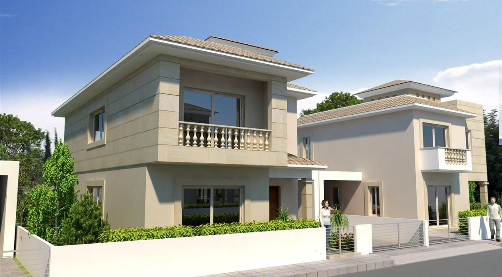 Modern 3 Bedroom Villa in a New Project - 8