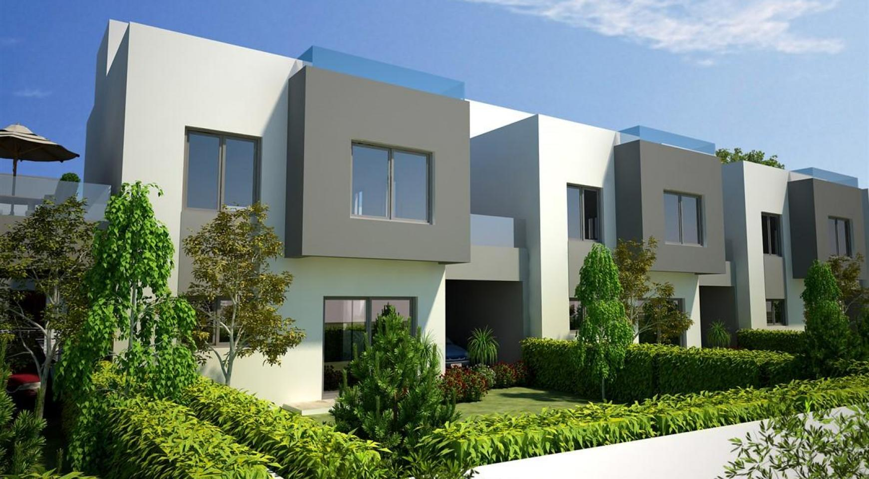 3 Bedroom Villa in a New Project - 32
