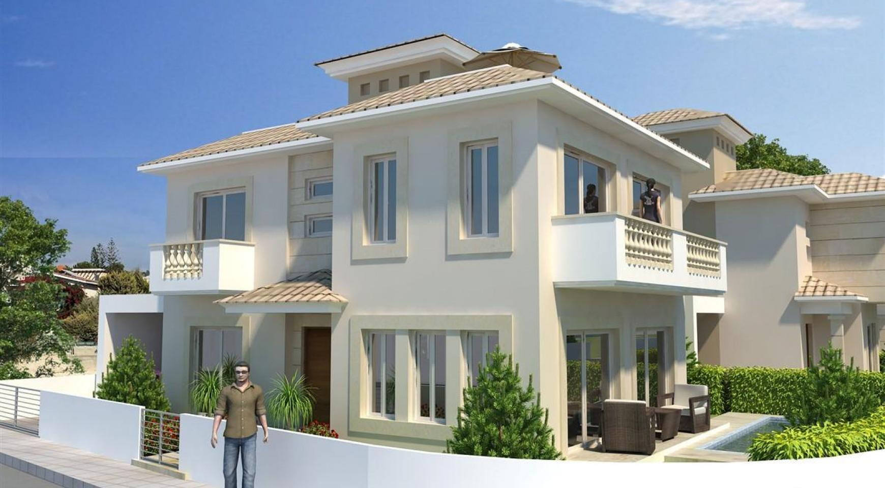 3 Bedroom Villa in a New Project - 22