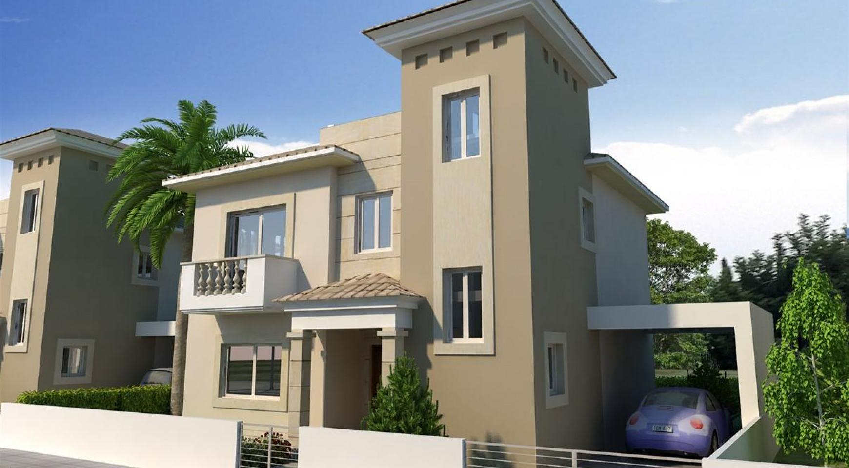 3 Bedroom Villa in a New Project - 15