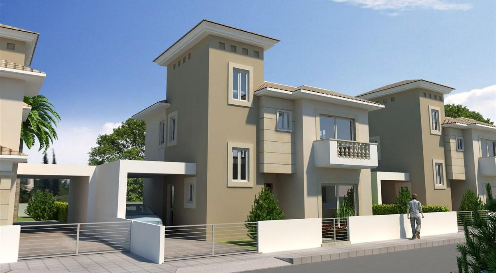 3 Bedroom Villa in a New Project - 14