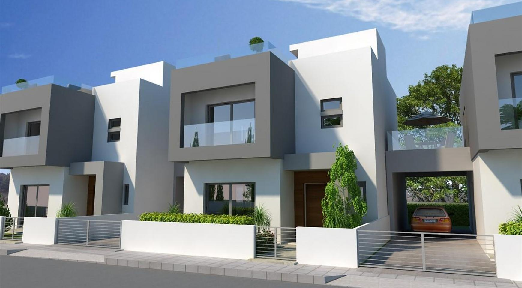 3 Bedroom Villa in a New Project - 38