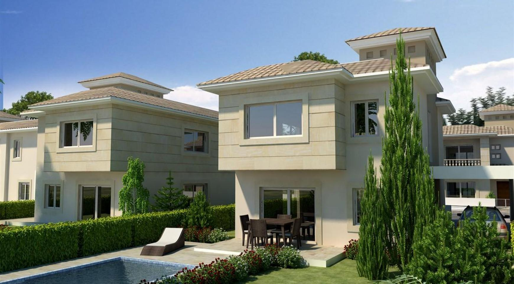 3 Bedroom Villa in a New Project - 13