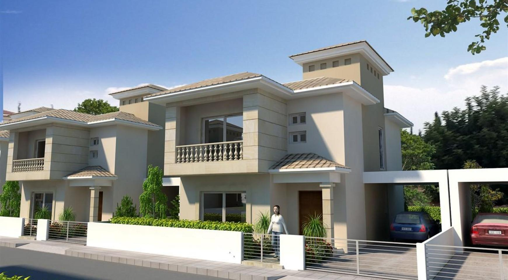 3 Bedroom Villa in a New Project - 6