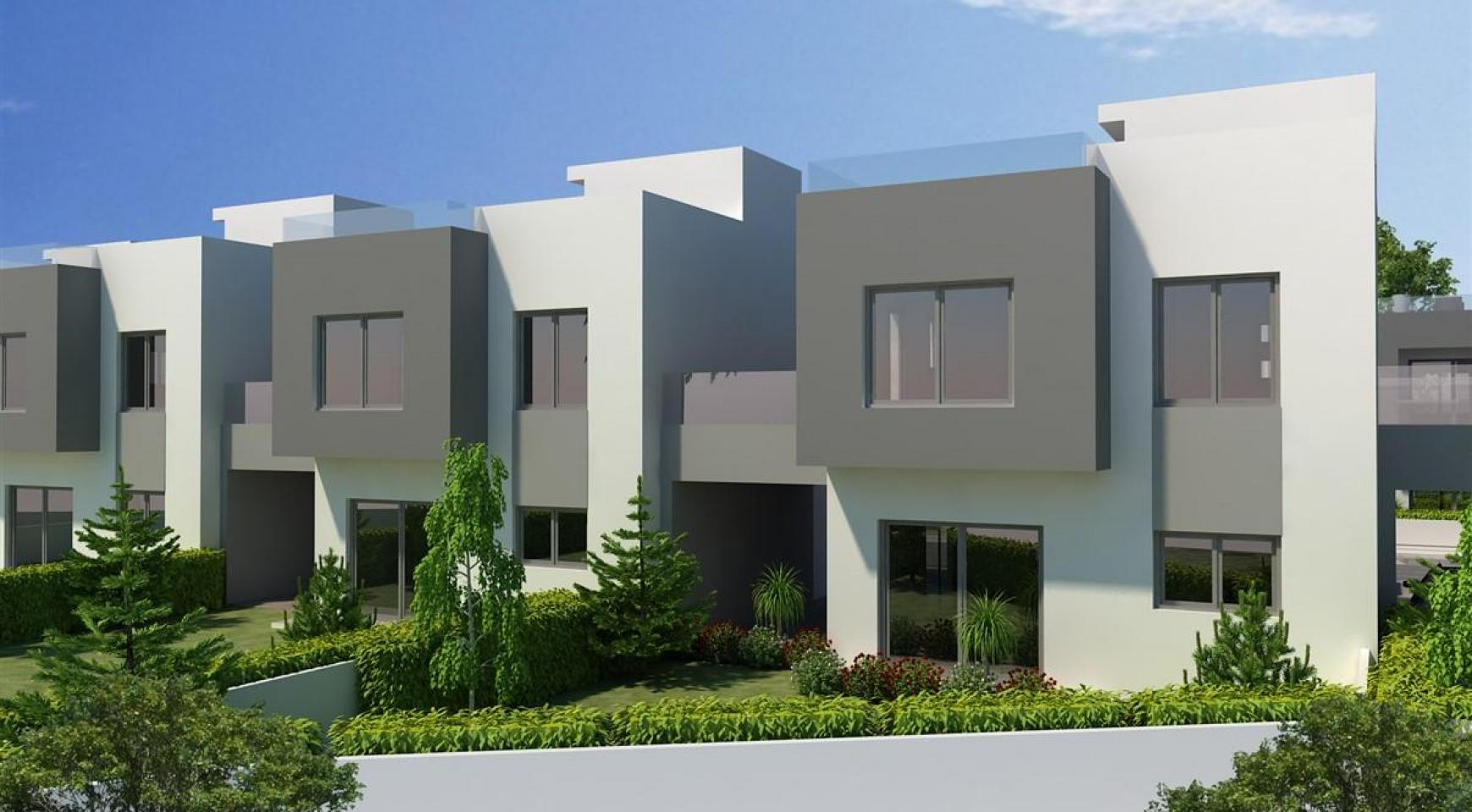 3 Bedroom Villa in a New Project - 34