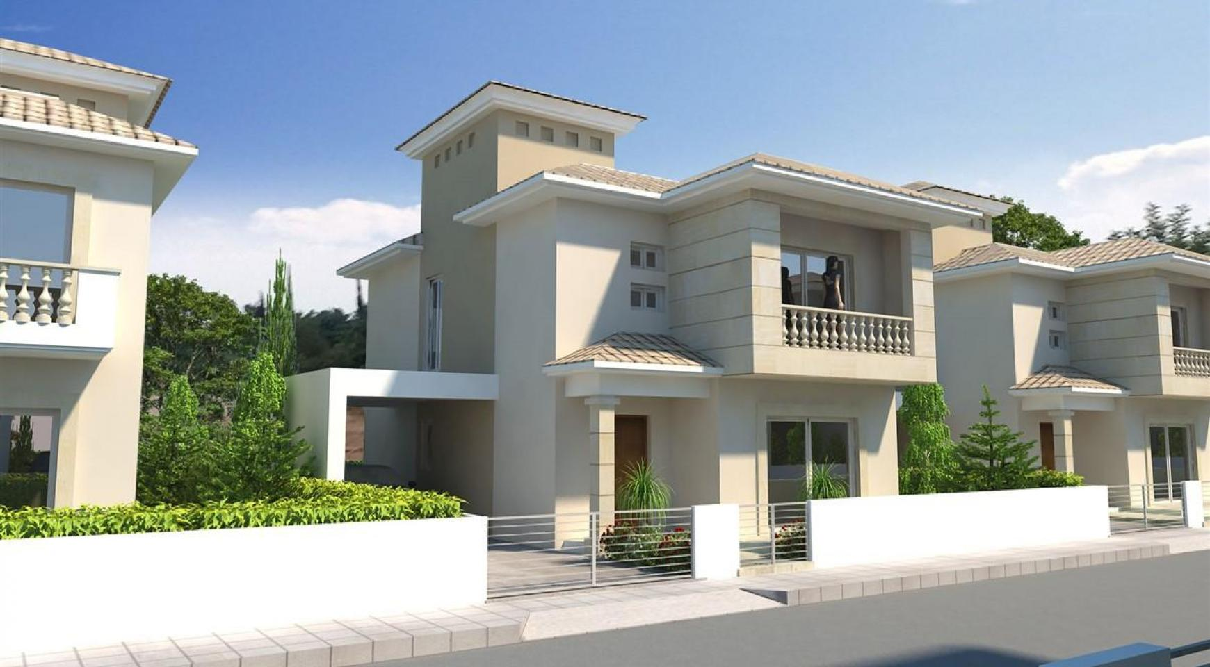 3 Bedroom Villa in a New Project - 3