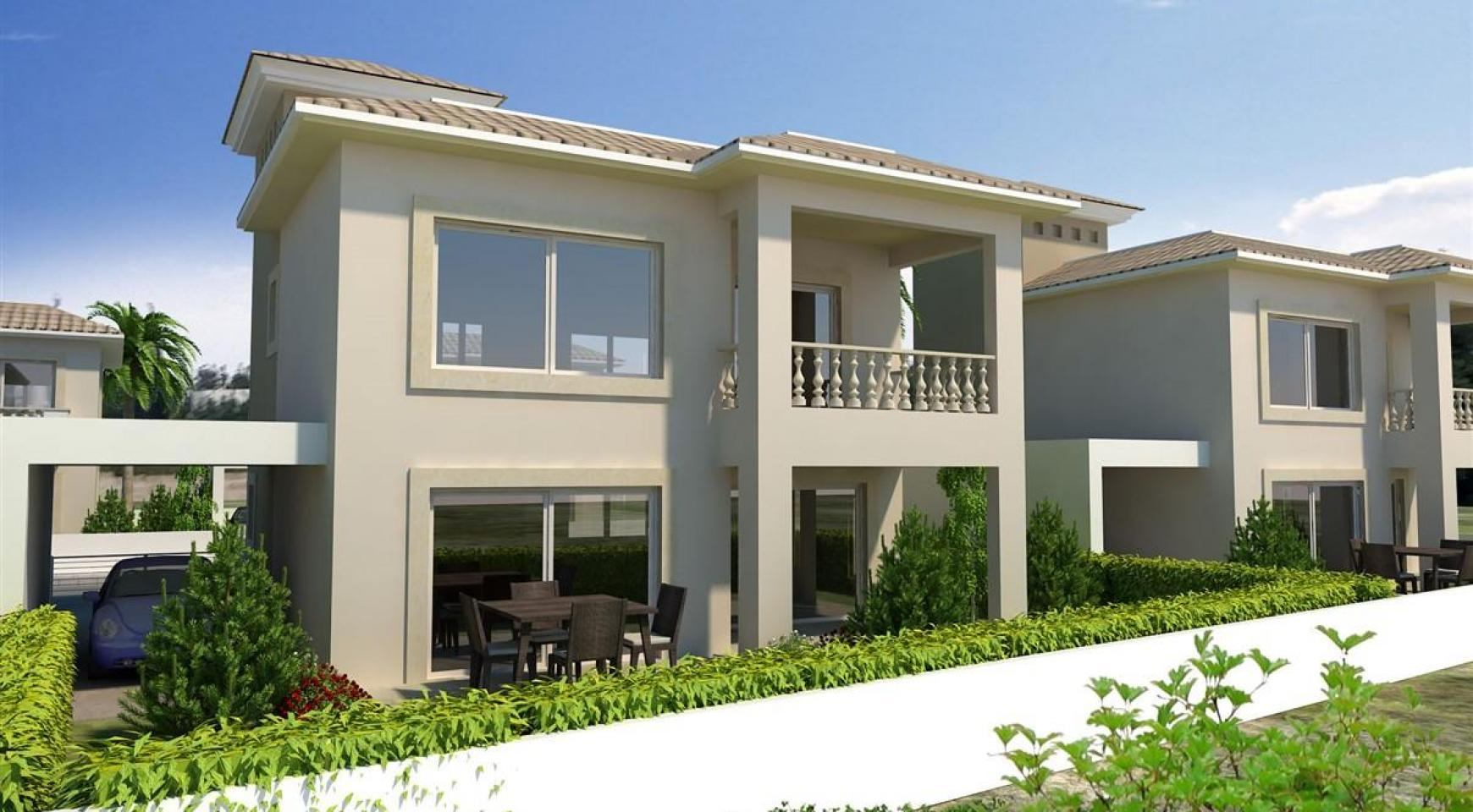 3 Bedroom Villa in a New Project - 18