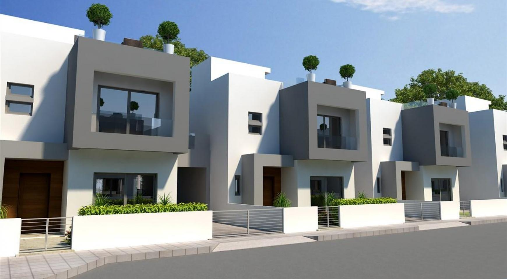 3 Bedroom Villa in a New Project - 36