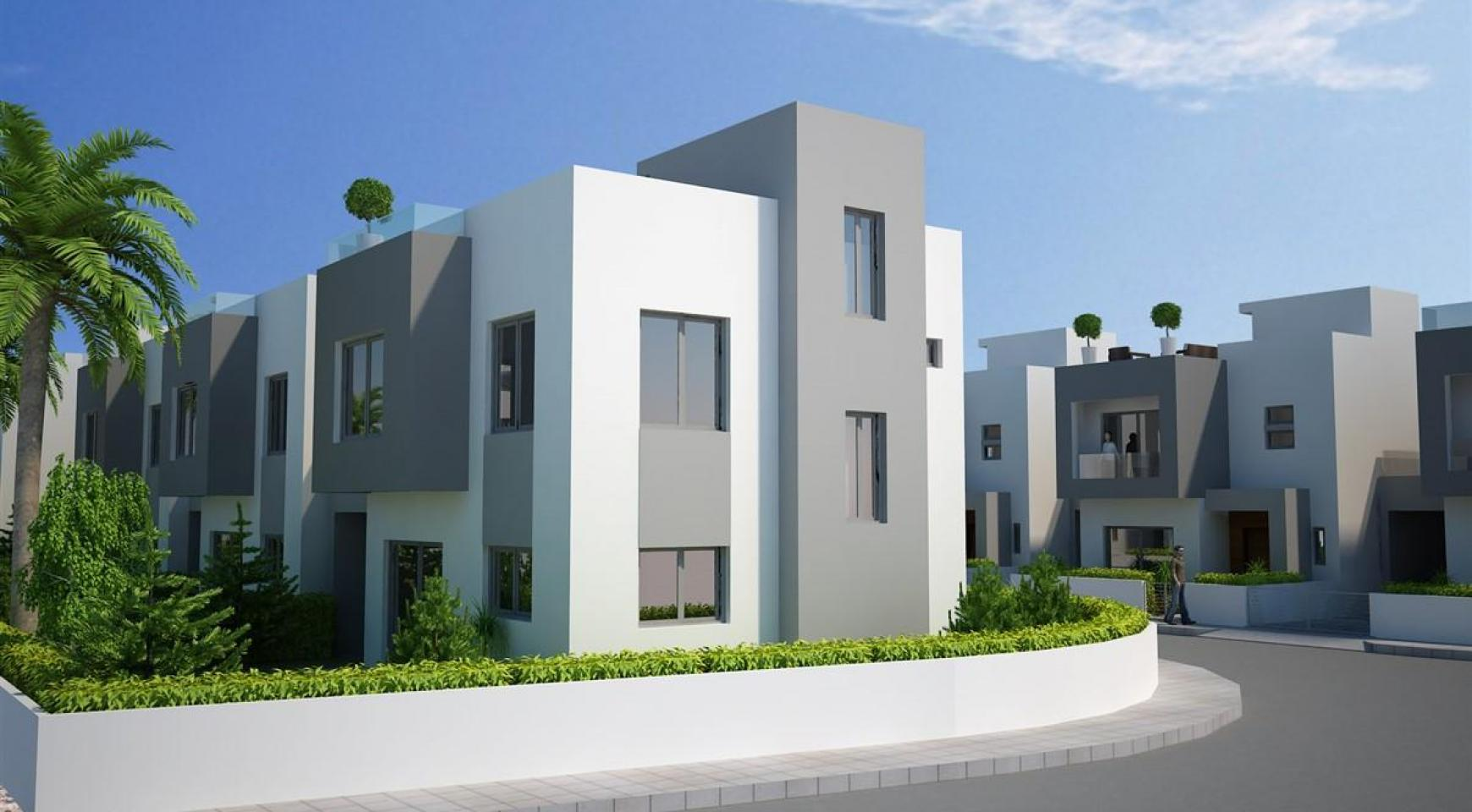 3 Bedroom Villa in a New Project - 31