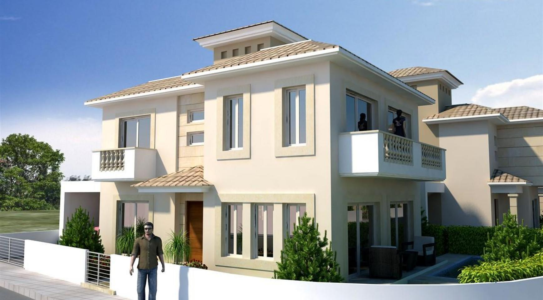 3 Bedroom Villa in a New Project - 5