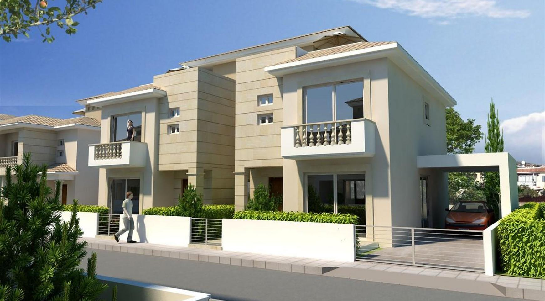 Modern 3 Bedroom Villa in a New Project - 24