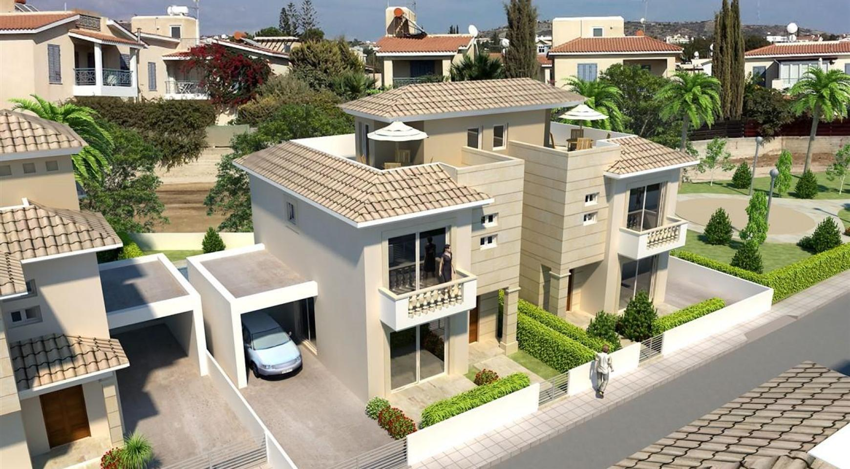 Modern 3 Bedroom Villa in a New Project - 25