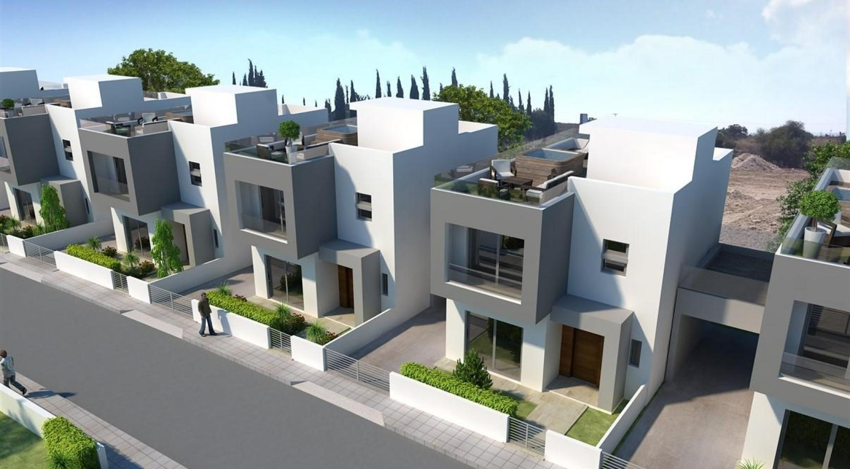 Modern 3 Bedroom Villa in a New Project - 2