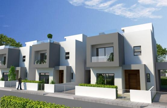 Modern 3 Bedroom Villa in a New Project