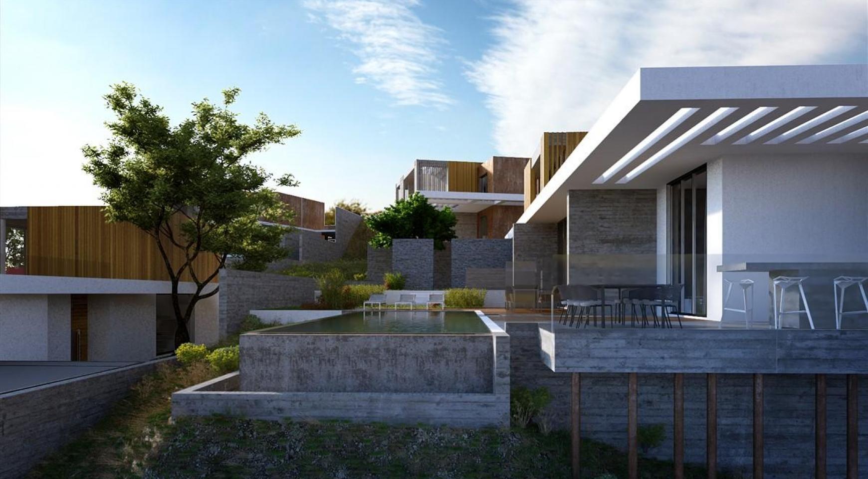 Exclusive 3 Bedroom Villa with Stunning Views in Germasogeia - 3