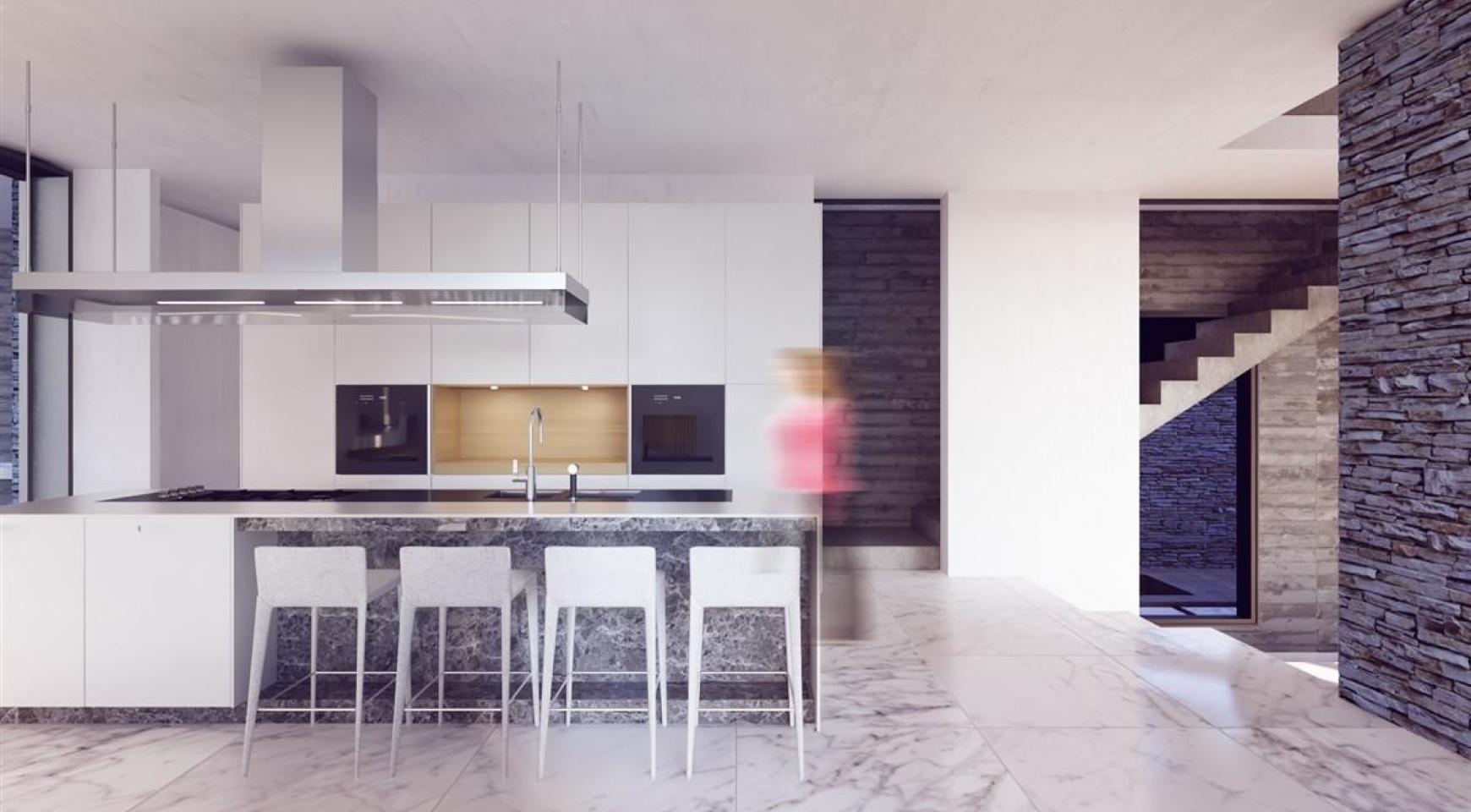 Exclusive 3 Bedroom Villa with Stunning Views in Germasogeia - 7