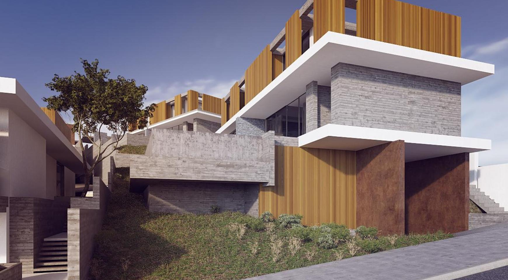Exclusive 3 Bedroom Villa with Stunning Views in Germasogeia - 5