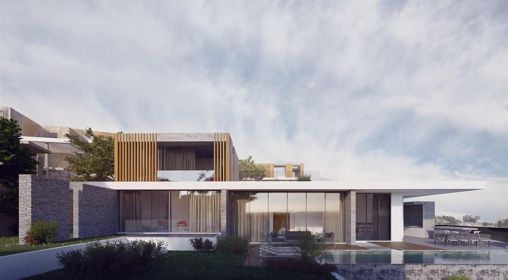 Exclusive 3 Bedroom Villa with Stunning Views in Germasogeia - 1