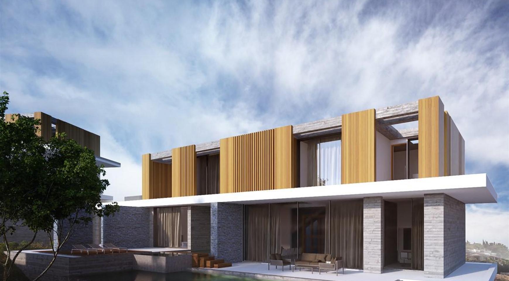Exclusive 3 Bedroom Villa with Stunning Views in Germasogeia - 4