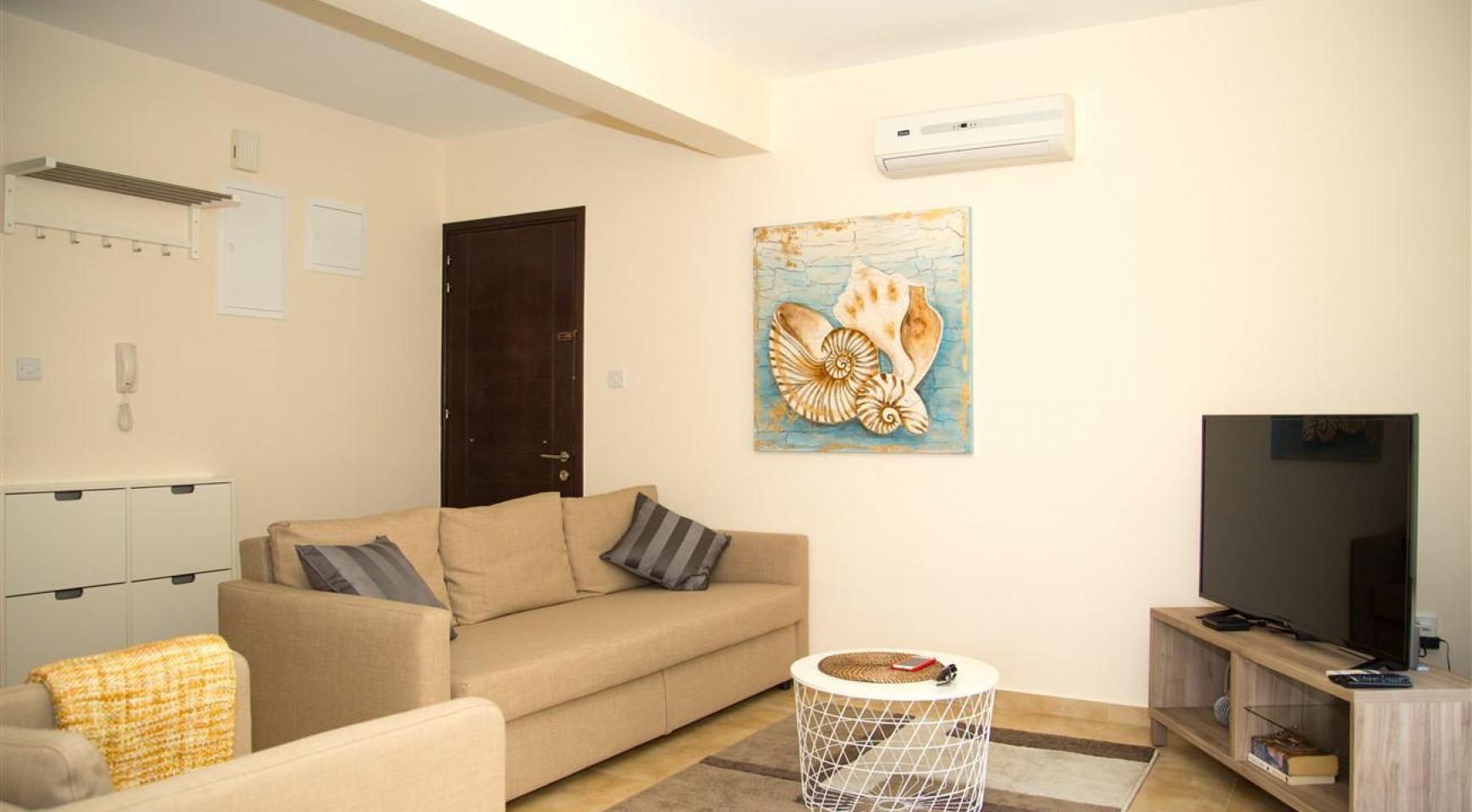 Frida Court. Cozy 2 Bedroom Apartment 101 in Potamos Germasogeia - 1