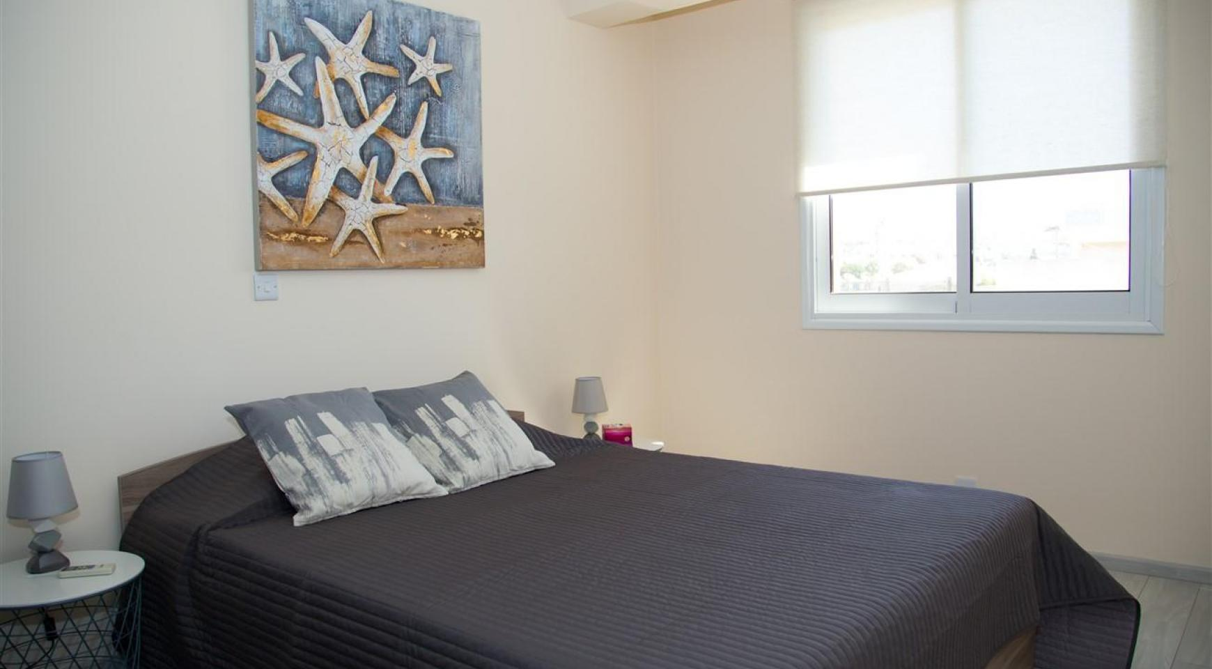 Frida Court. Cozy 2 Bedroom Apartment 101 in Potamos Germasogeia - 8