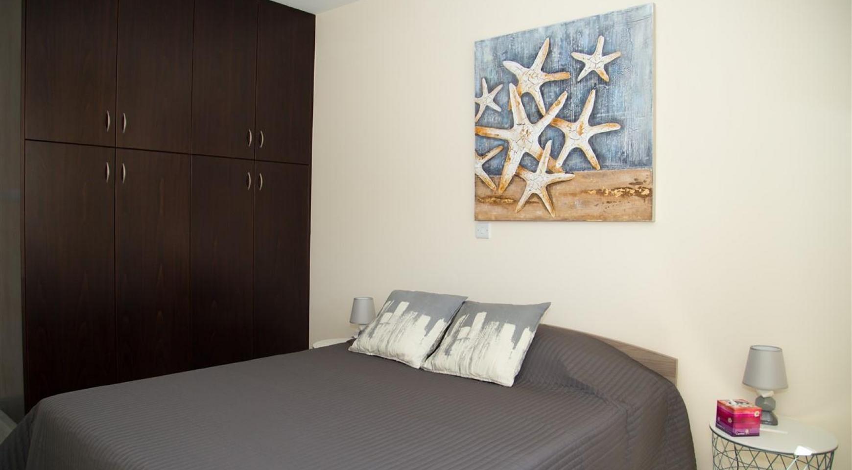 Frida Court. Cozy 2 Bedroom Apartment 101 in Potamos Germasogeia - 9