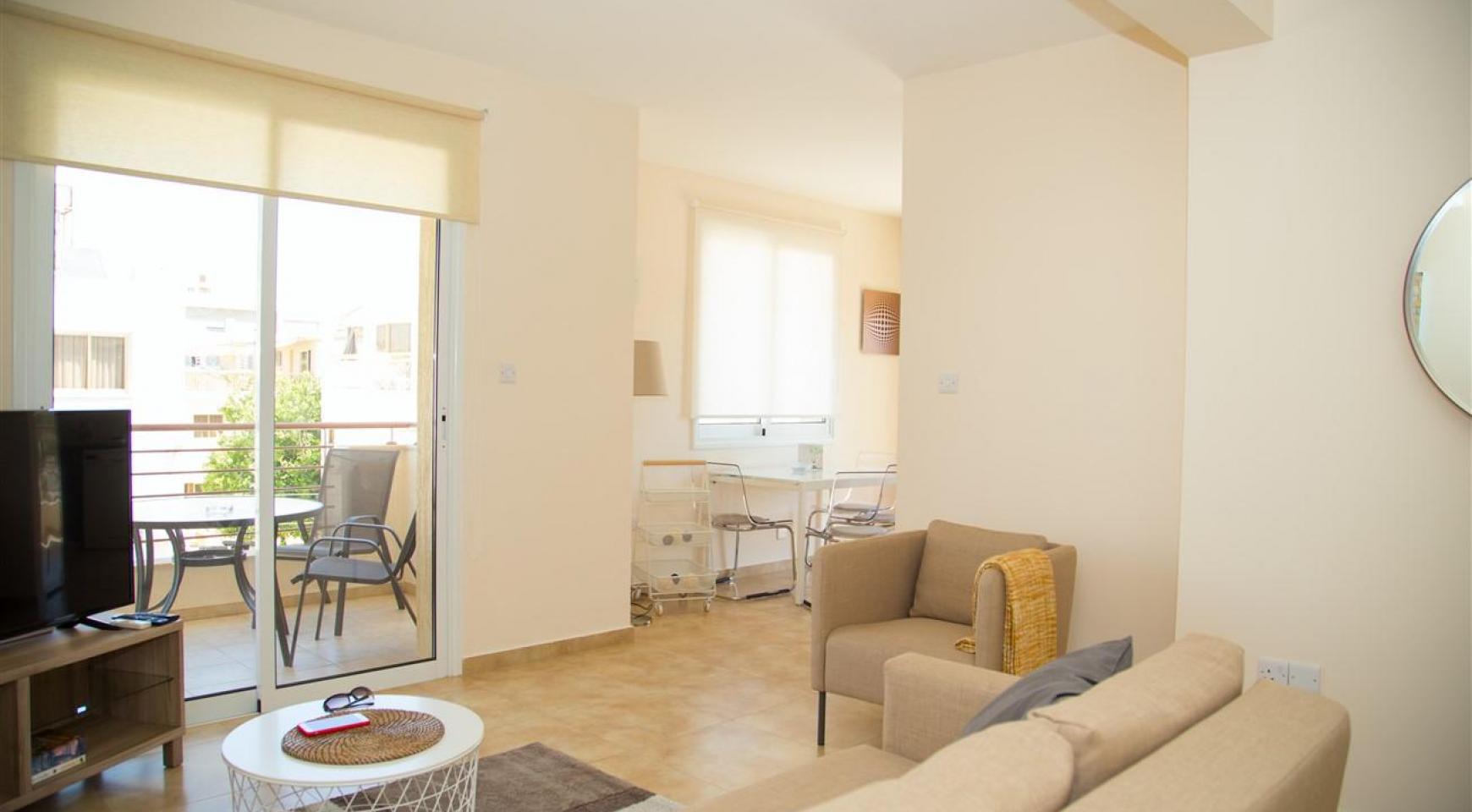 Frida Court. Cozy 2 Bedroom Apartment 101 in Potamos Germasogeia - 2