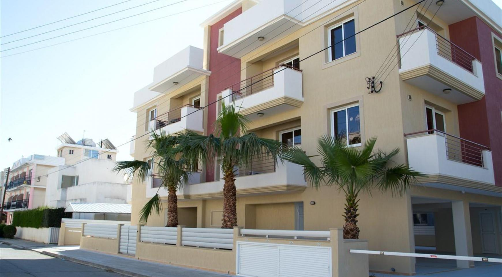 Frida Court. Cozy 2 Bedroom Apartment 101 in Potamos Germasogeia - 13