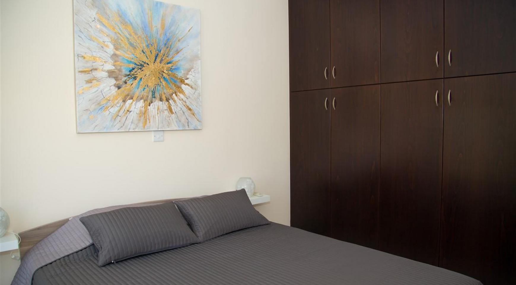 Frida Court. Cozy 2 Bedroom Apartment 101 in Potamos Germasogeia - 6