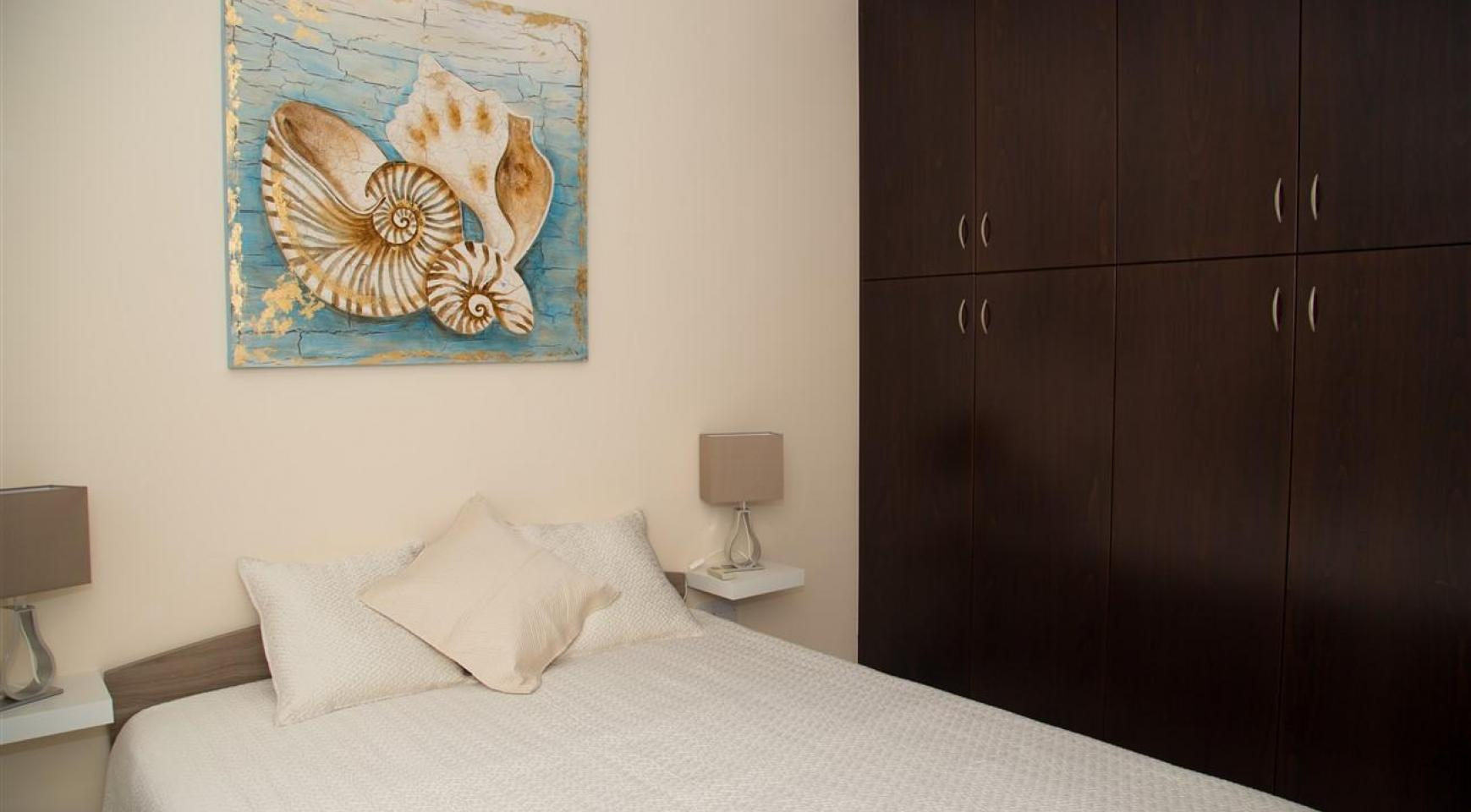 Frida Court. Cozy 2 Bedroom Apartment 201 in Potamos Germasogeia - 10
