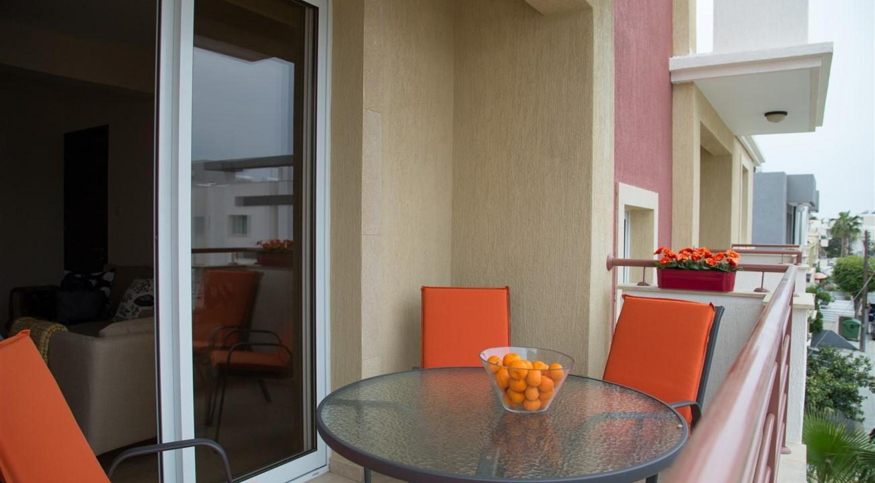 Frida Court. Cozy 2 Bedroom Apartment 201 in Potamos Germasogeia - 13