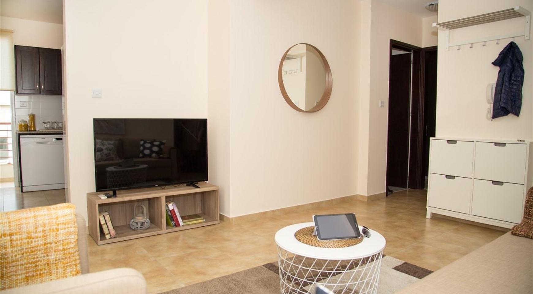 Frida Court. Cozy 2 Bedroom Apartment 201 in Potamos Germasogeia - 5