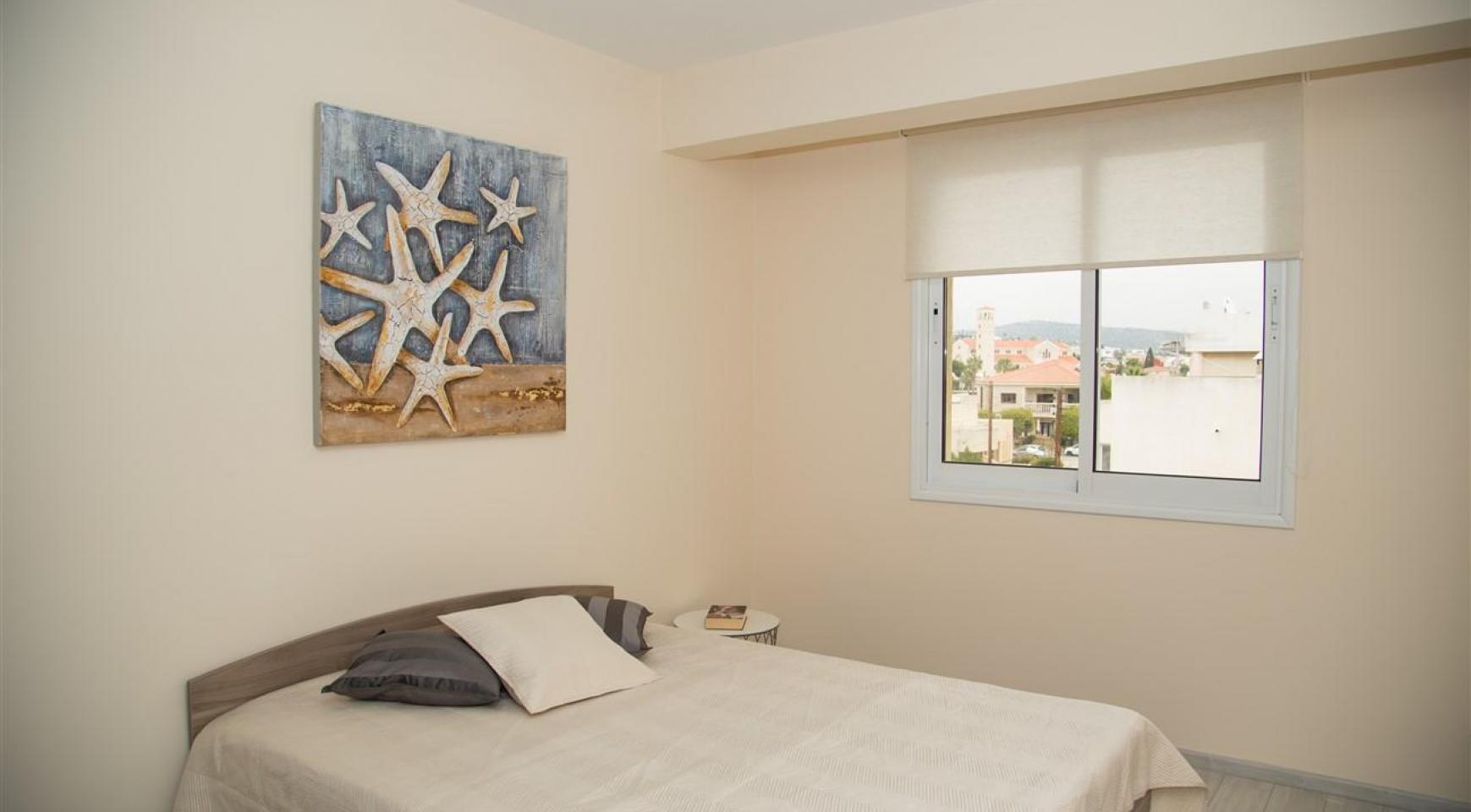Frida Court. Cozy 2 Bedroom Apartment 201 in Potamos Germasogeia - 7