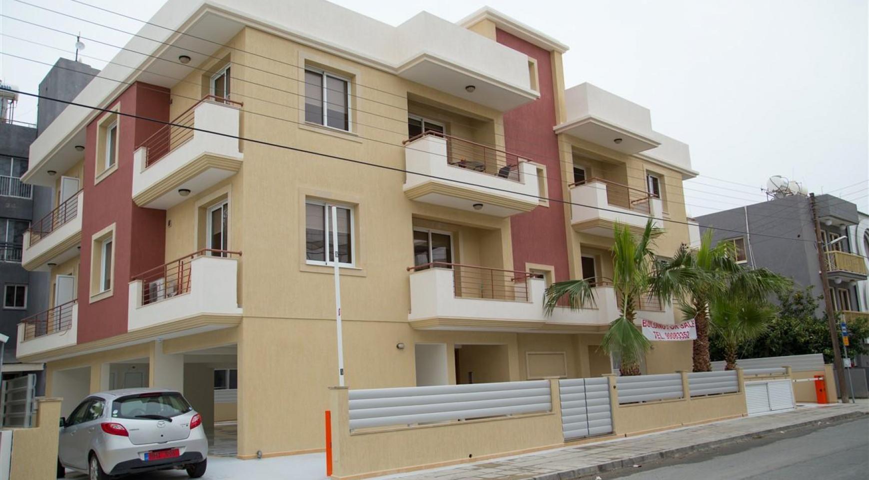 Frida Court. Cozy 2 Bedroom Apartment 201 in Potamos Germasogeia - 16