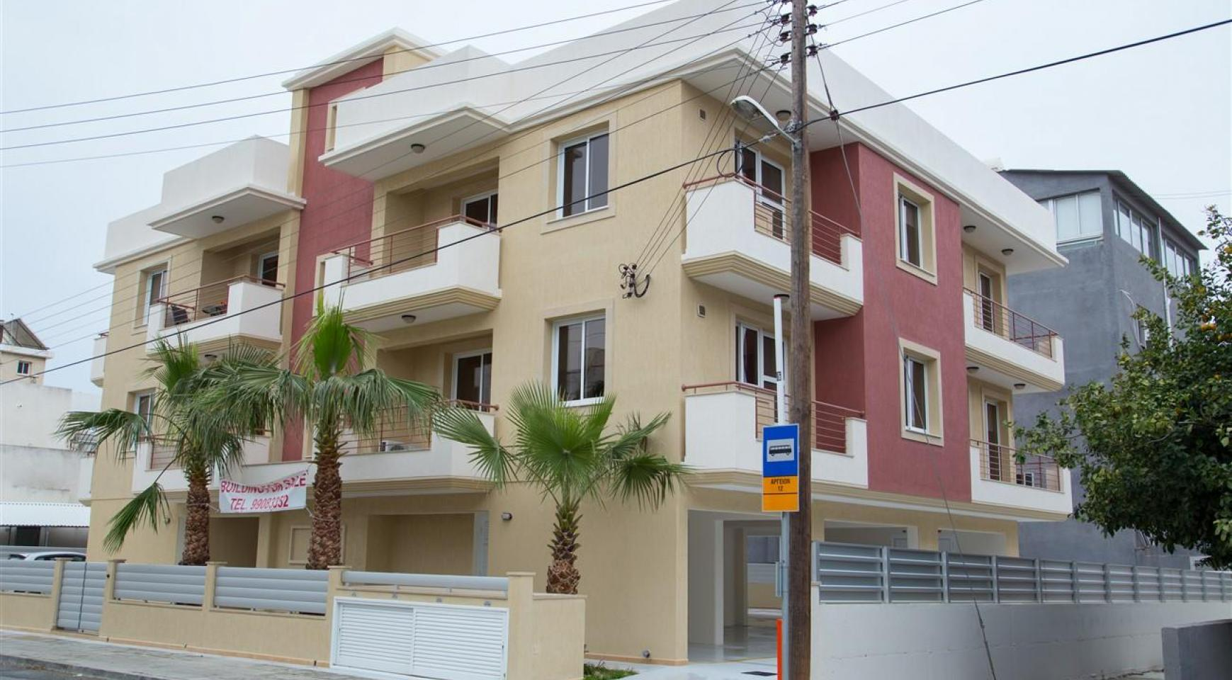 Frida Court. Cozy 2 Bedroom Apartment 201 in Potamos Germasogeia - 14