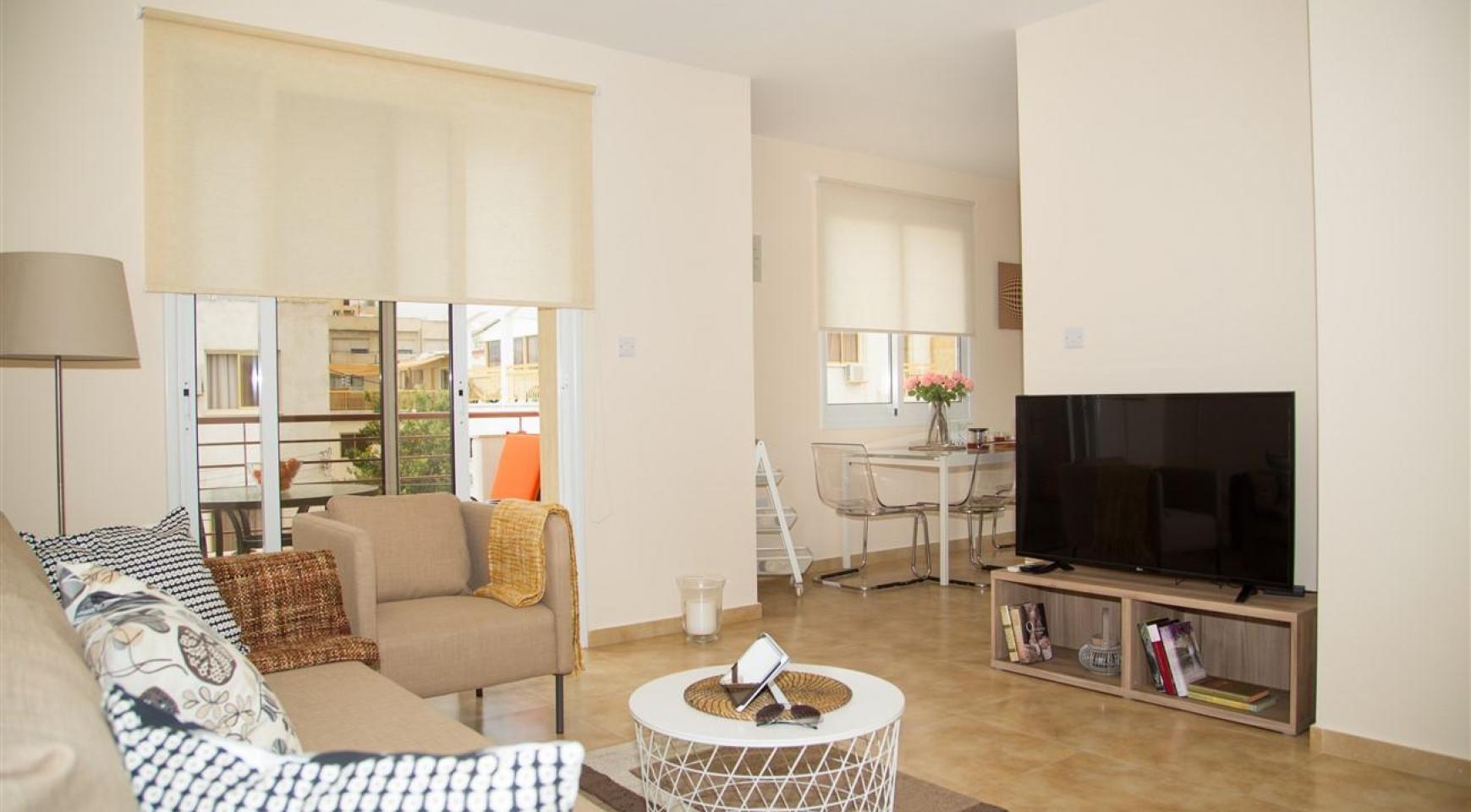 Frida Court. Cozy 2 Bedroom Apartment 201 in Potamos Germasogeia - 2