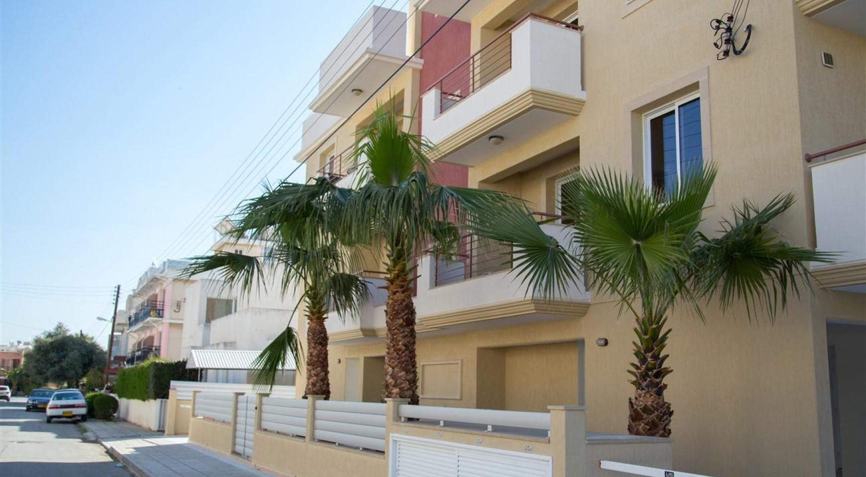 Frida Court. Cozy 2 Bedroom Apartment 201 in Potamos Germasogeia - 20