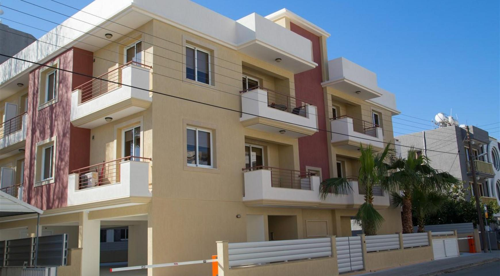 Frida Court. Cozy 2 Bedroom Apartment 201 in Potamos Germasogeia - 18