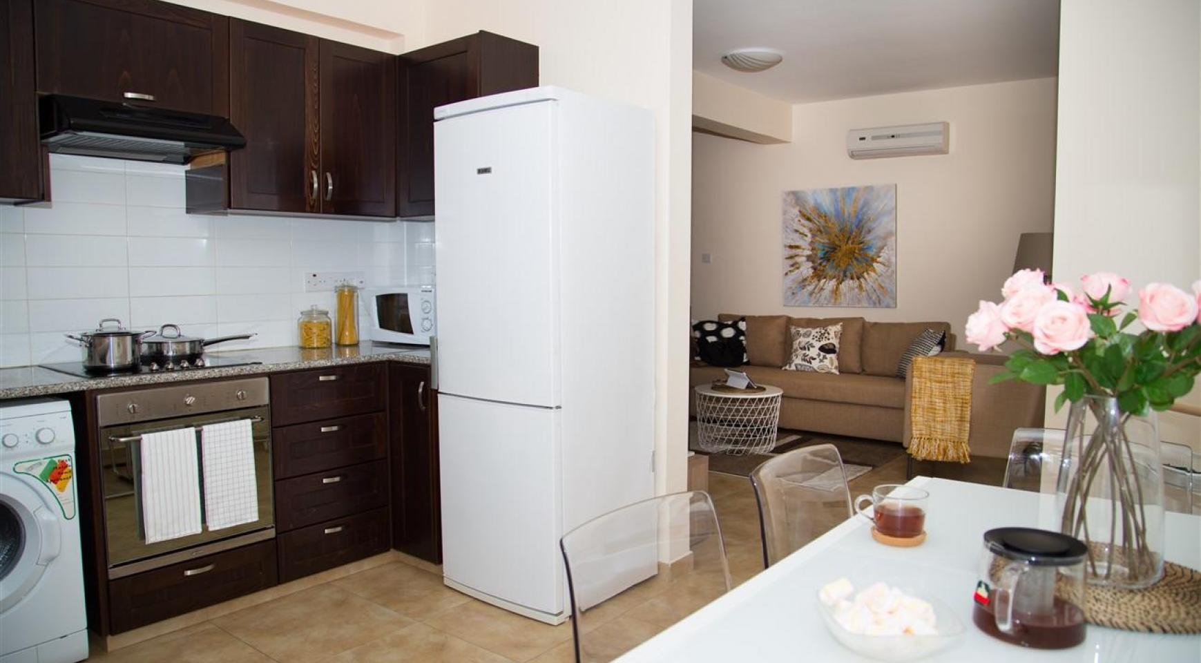 Frida Court. Cozy 2 Bedroom Apartment 201 in Potamos Germasogeia - 4