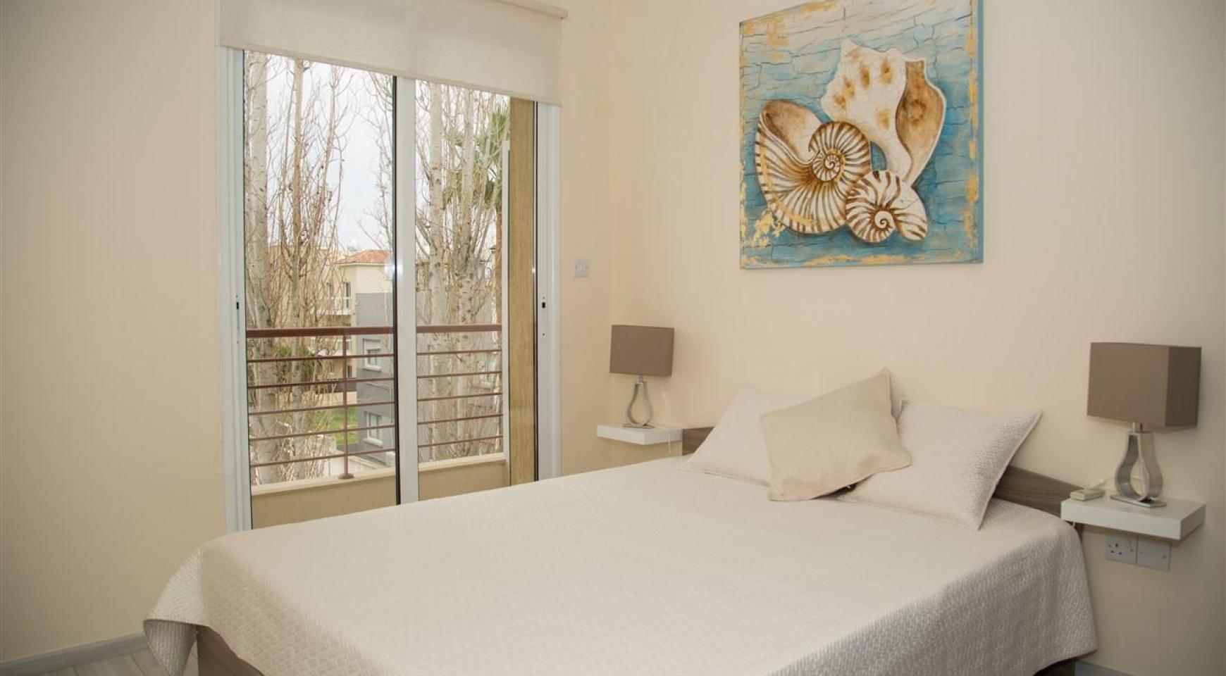 Frida Court. Cozy 2 Bedroom Apartment 201 in Potamos Germasogeia - 9