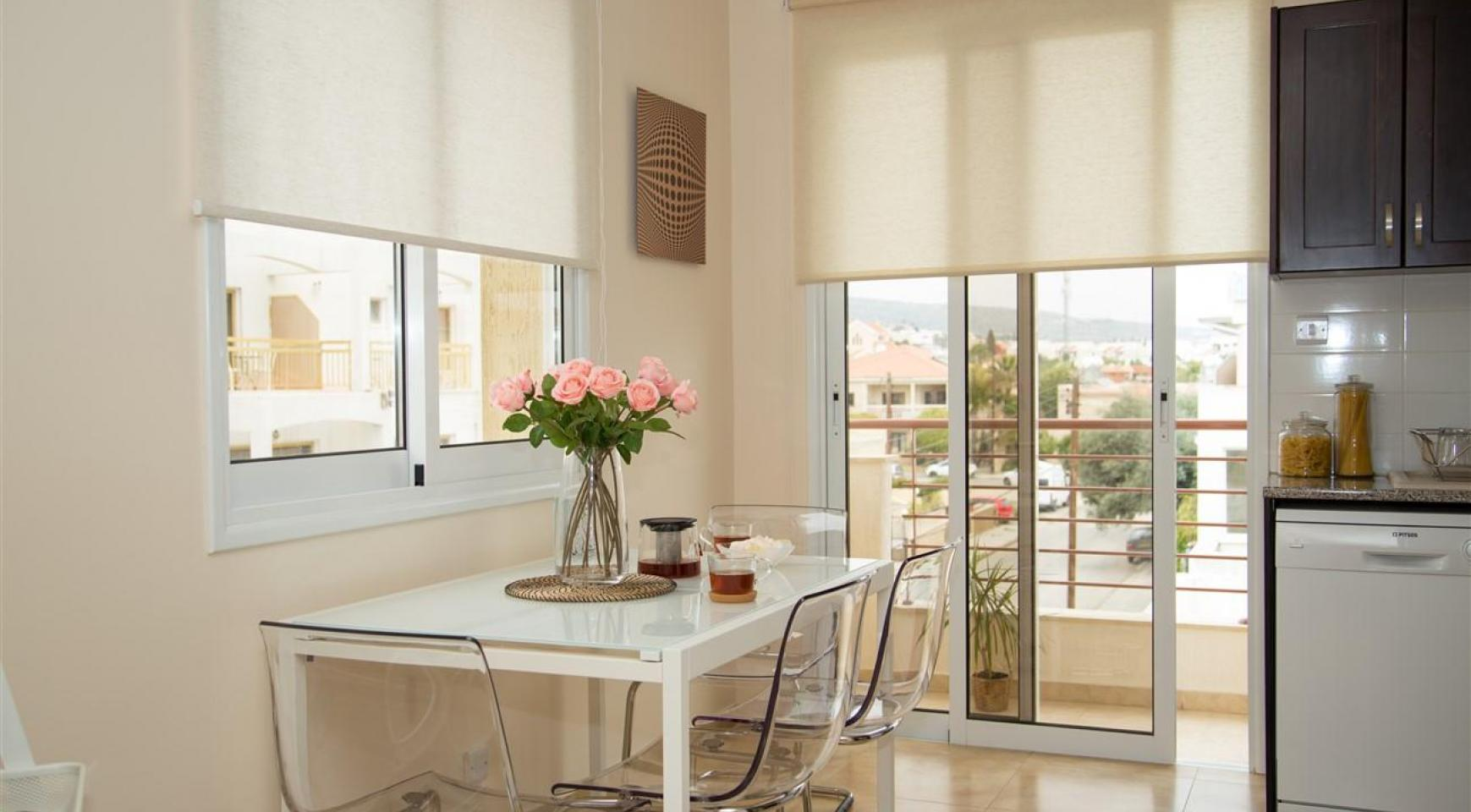 Frida Court. Cozy 2 Bedroom Apartment 201 in Potamos Germasogeia - 6