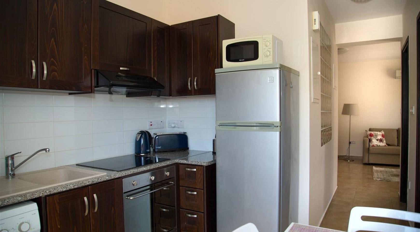 Frida Court. Cozy Spacious One Bedroom 103 Apartment in Potamos Germasogeia - 5