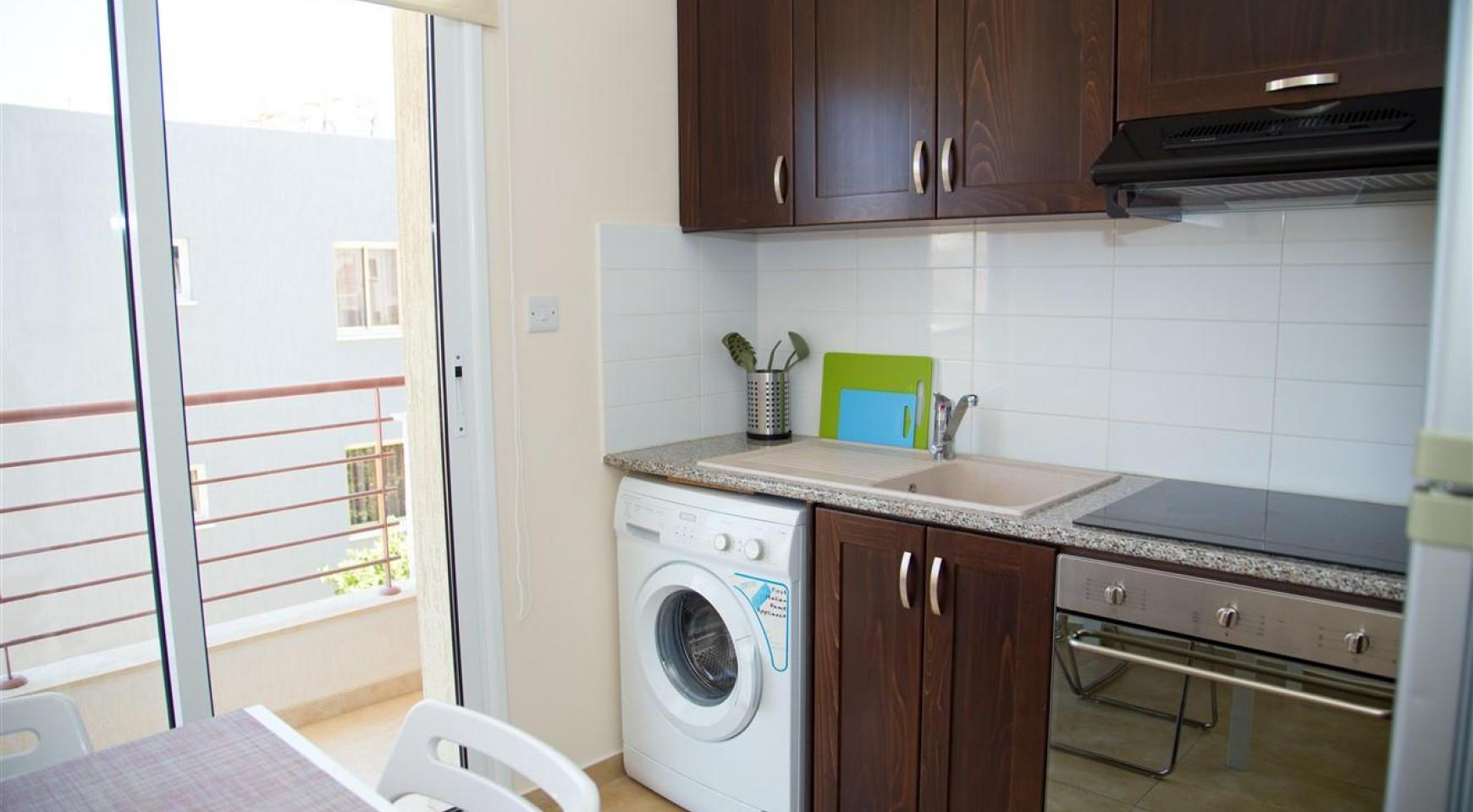 Frida Court. Cozy Spacious One Bedroom 103 Apartment in Potamos Germasogeia - 6