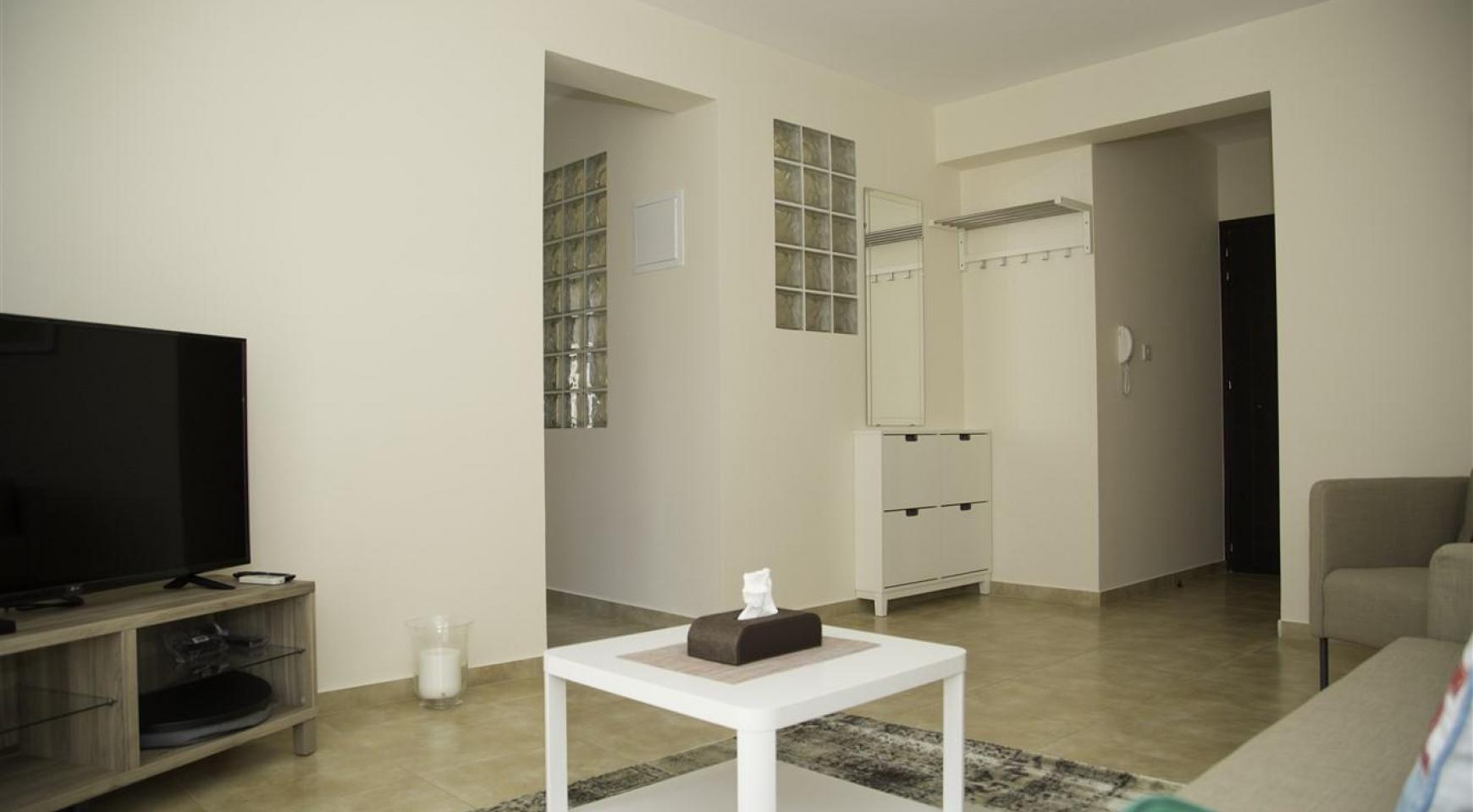 Frida Court. Cozy Spacious One Bedroom 103 Apartment in Potamos Germasogeia - 4